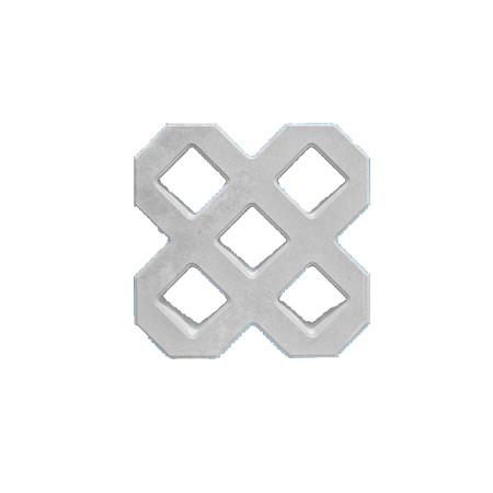 """""""8""""字型草砖"""